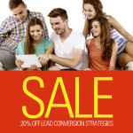 Effective lead conversion for retailers