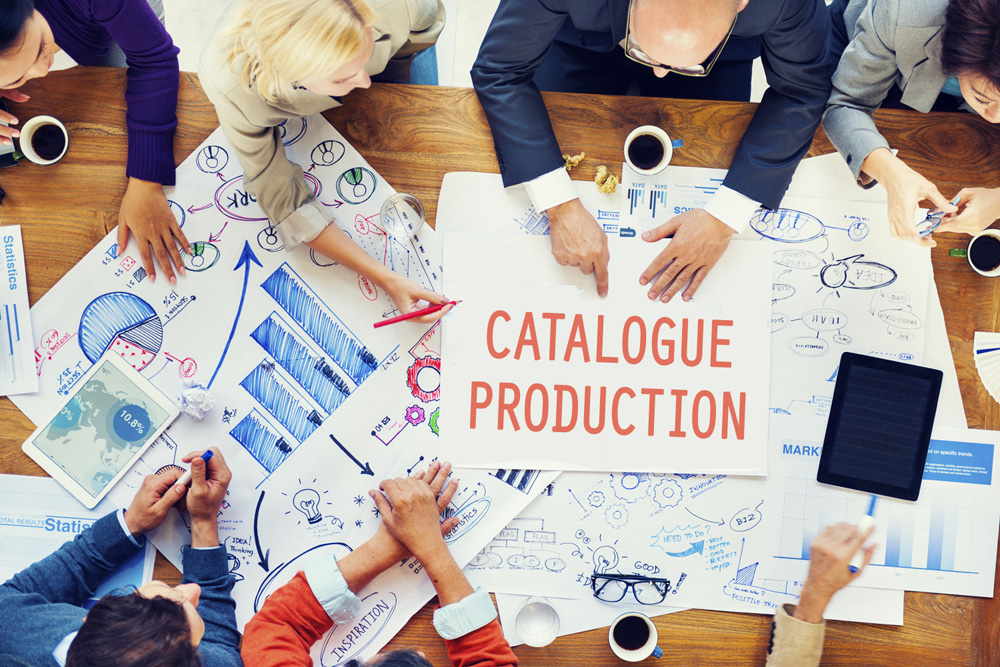 Why you should keep your printed catalogue