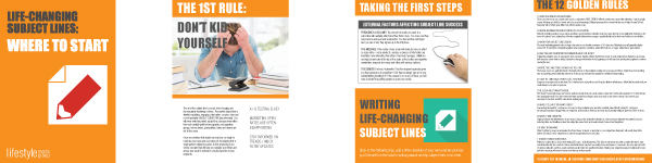 How to write great subject lines free guide