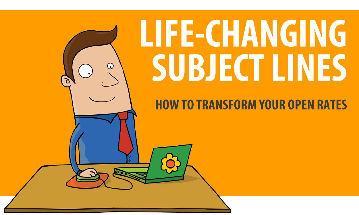 How to write life-changing subject lines