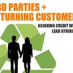 lead attribution and returning customers