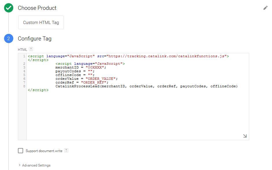 tracking pixel html
